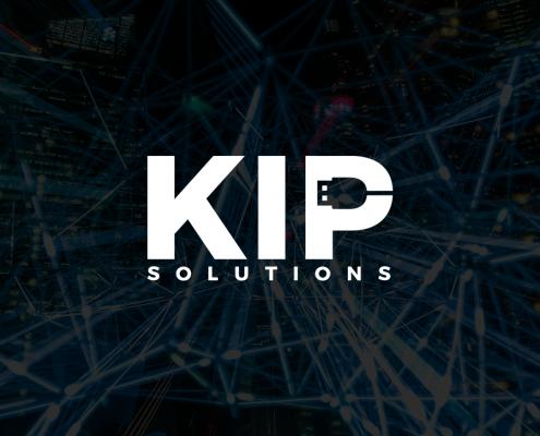 KIP solutions LOGO